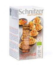 Bezglutenowe chipsy pikantne BIO 60g