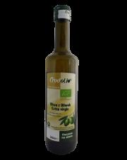 BIO OLIWA z oliwek extra virgin 0,5L  CRUDOLIO