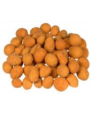 Orzechy ziemne w paprykowym cieście - crispy nuts