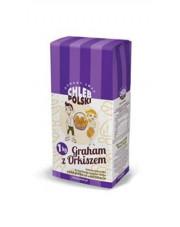 chleb graham-orkisz 1kg