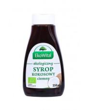 BIO Syrop kokosowy CIEMNY 250 ml