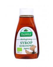BIO Syrop kokosowy JASNY 250 ml