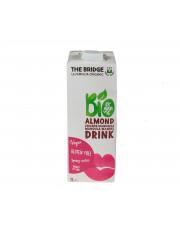 BIO napój migdałowy 3% bez cukru bez glutenu 1 L
