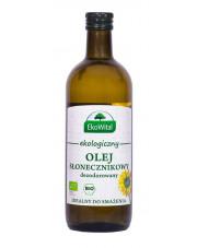BIO olej słonecznikowy do smażenia 1 l