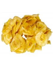 Płatki bananowe karmelizowane cienkie