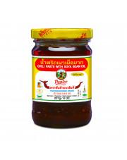 Pasta chili z olejem sojowym 227g
