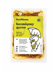 Bezmięsny Gyros ziołowo-czosnkowy 160g - bez konserwantów  teraz