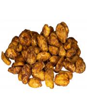 Orzechy ziemne w karmelu z wiórkami kokosowymi