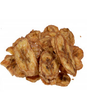 Chipsy bananowe karmelizowane ryflowane
