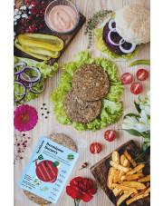 Bezmięsne Burgery 180g - bez konserwantów