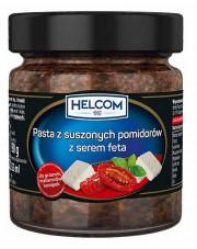 PASTA z suszonych pomidorów z serem feta