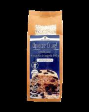 chleb bezglutenowy Z JAGODĄ KAMCZACKĄ 420g