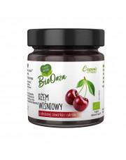 BIO Dżem wiśniowy - obniżona zawartość cukru