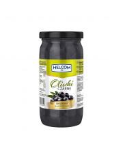 Oliwki czarne drylowane w zalewie 330g Helcom