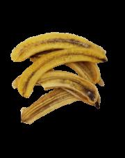 Banany suszone bez cukru JASNE