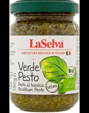 BIO PESTO VERDE 130g  LaSelva