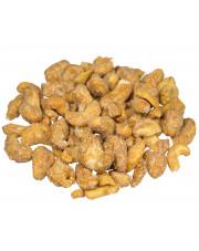 Orzechy nerkowca słodko słone (w karmelu z cukru trzcinowego i solone)