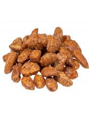Migdały słodko słone (w karmelu z cukru trzcinowego i solone)