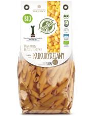 BIO Bezglutenowy makaron KUKURYDZIANY - RURKI 250 g