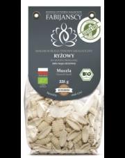 BIO Bezglutenowy makaron RYŻOWY - MUSZLA 250 g