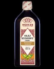 Olej Rydzowy z lnianki BIOOIL 500 ml