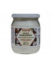 Olej kokosowy tłoczony na zimno BIQOIL 450ml