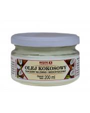 Olej kokosowy tłoczony na zimno BIQOIL 200ml
