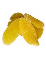 Ananas kandyzowany płatki