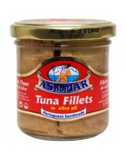 Filet z tuńczyka w oliwie z oliwek słoik 150g