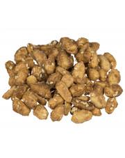 Orzechy ziemne w karmelu i sezamie