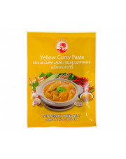 Pasta curry żółta 50G – Tajlandia