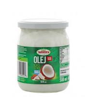 Olej kokosowy tłoczony na zimno