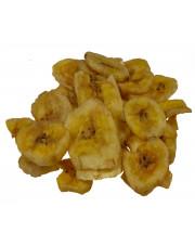 Chipsy bananowe (banany suszone lekko karmelizowane)